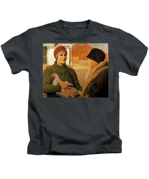 The Appraisal Kids T-Shirt by Celestial Images