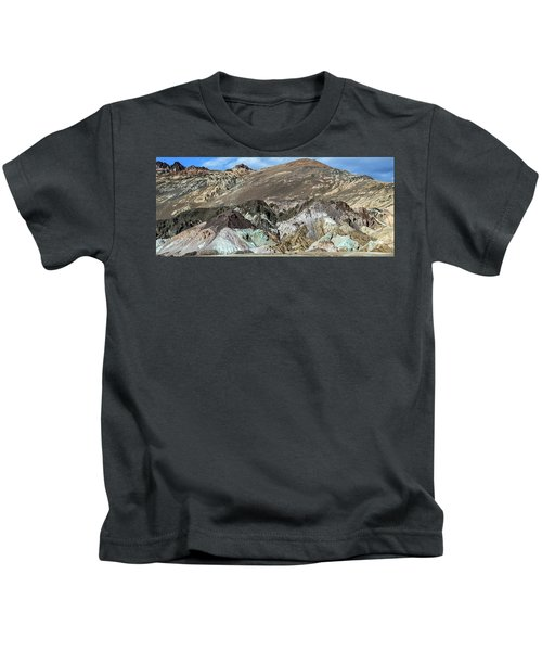 The Artists Palette Death Valley National Park Kids T-Shirt