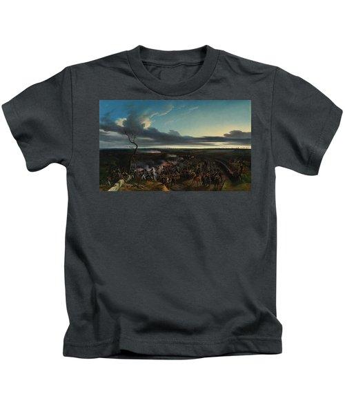 The Battle Of Montmirail Kids T-Shirt