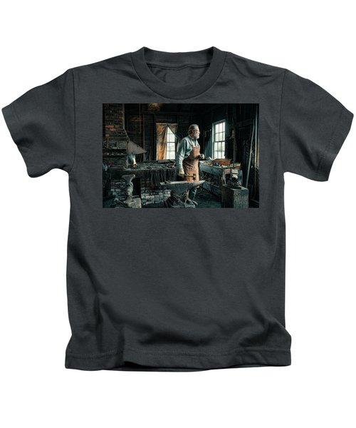The Blacksmith - Smith Kids T-Shirt