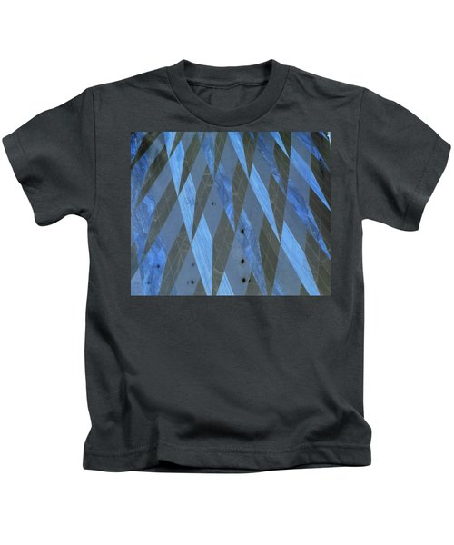 The Blue Dimension Kids T-Shirt