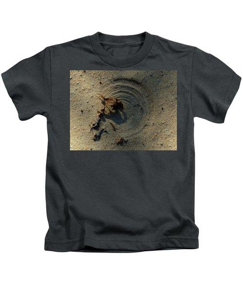 The Breath Of God - Study #2 Kids T-Shirt