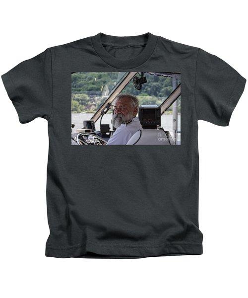 The Captain Kids T-Shirt