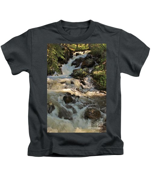 The Cascades Kids T-Shirt