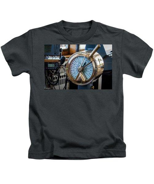 The Chadburn - Ship's Telegraph Kids T-Shirt