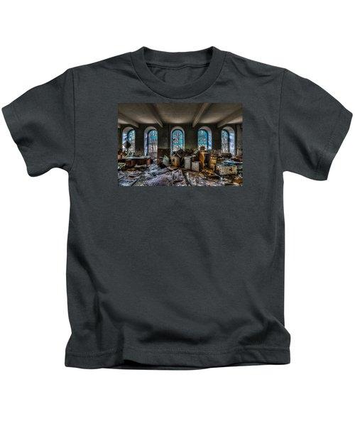 The Church - La Chiesa Kids T-Shirt