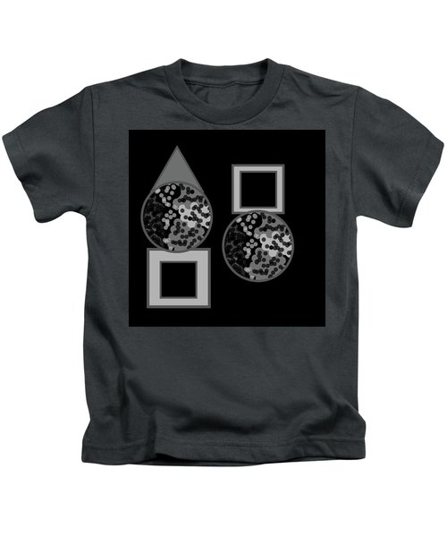The Circular Motions Of Shadows Kids T-Shirt