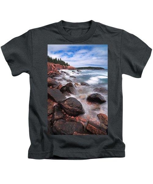 The Cliff   Kids T-Shirt