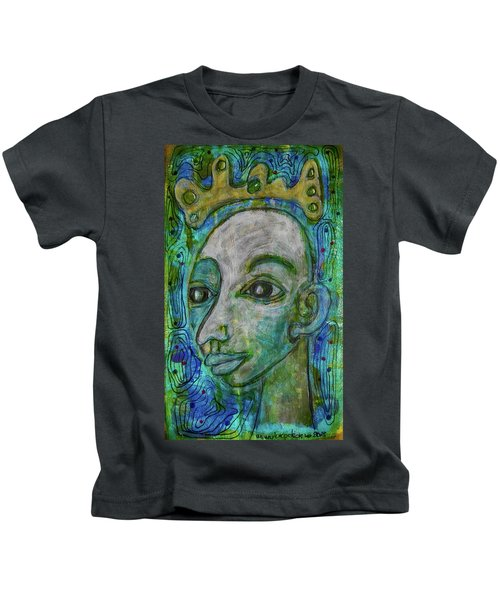 The Coming Of Spring Kids T-Shirt