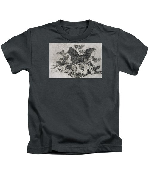 The Consequences Kids T-Shirt by Goya