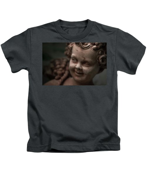 The Creepy Statue Kids T-Shirt