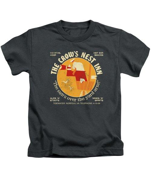 The Crow's Nest Inn Kids T-Shirt