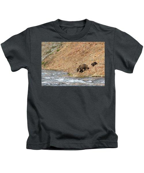 The Danger Has Passed Kids T-Shirt