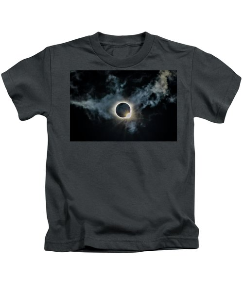 The Diamond Ring 2017 Kids T-Shirt