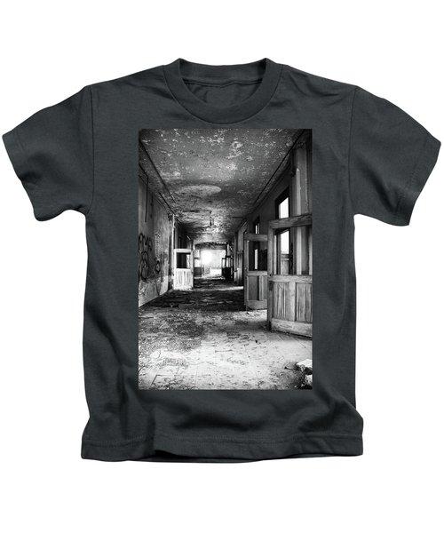 The Doors Are Open Kids T-Shirt