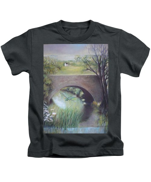 The Dragonfly Kids T-Shirt