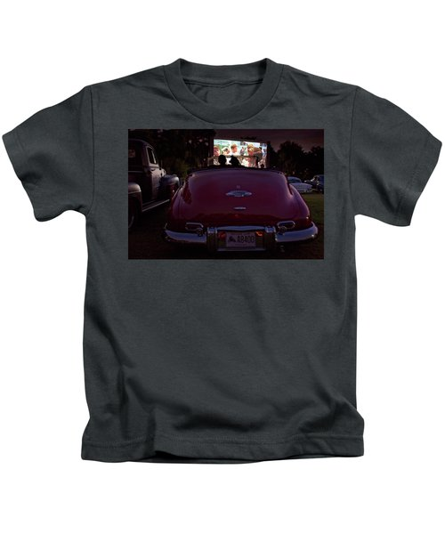 The Drive- In Kids T-Shirt