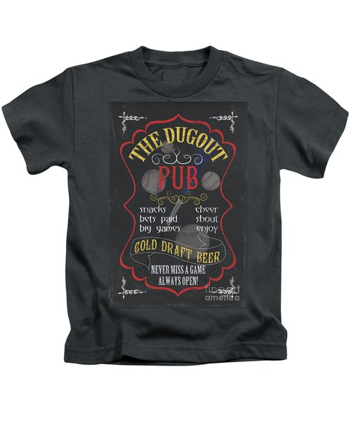 The Dugout Pub Kids T-Shirt