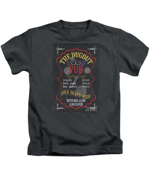 The Dugout Pub Kids T-Shirt