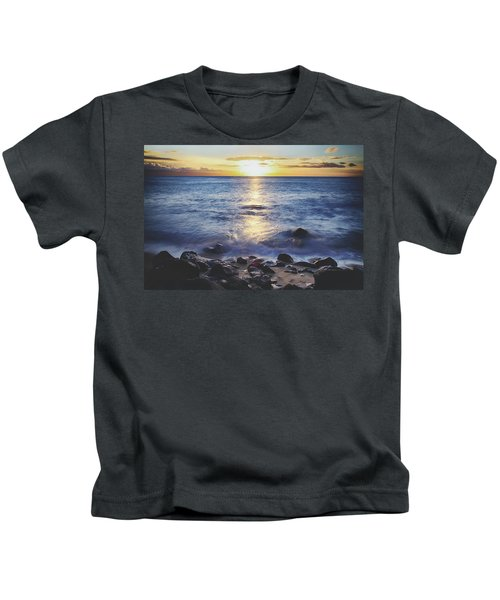 The Ebb And Flow Kids T-Shirt