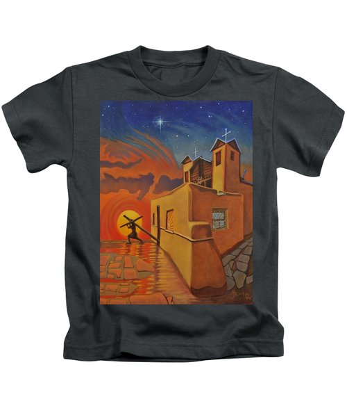 The Emancipation Of Christ Kids T-Shirt