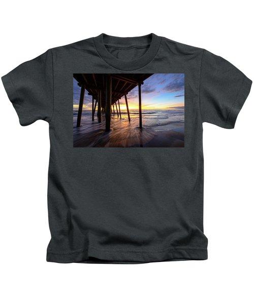 The Enchanted Pier Kids T-Shirt