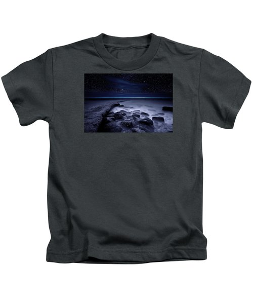 The End Of Darkness Kids T-Shirt