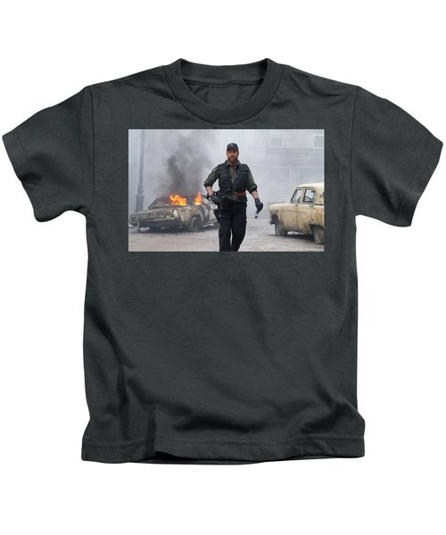 The Expendables Kids T-Shirt