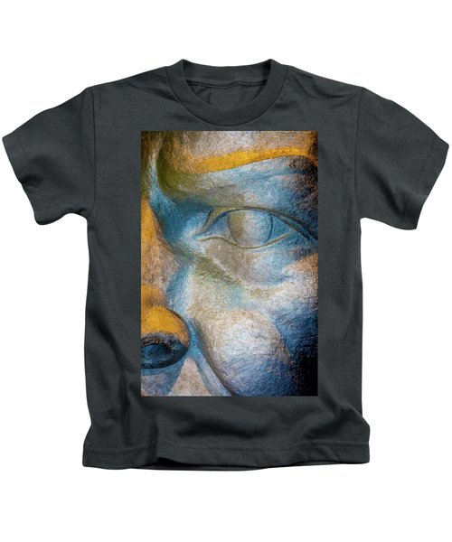 The Face Is A Picture Of The Mind With The Eyes As Its Interpreter. Cicero Kids T-Shirt