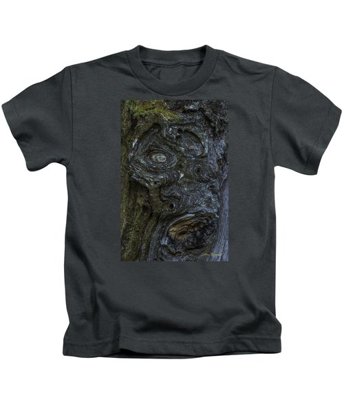 The Face Signed Kids T-Shirt