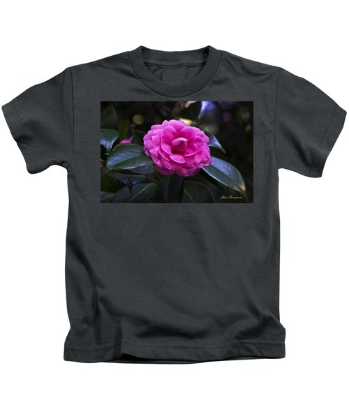 The Flower Signed Kids T-Shirt