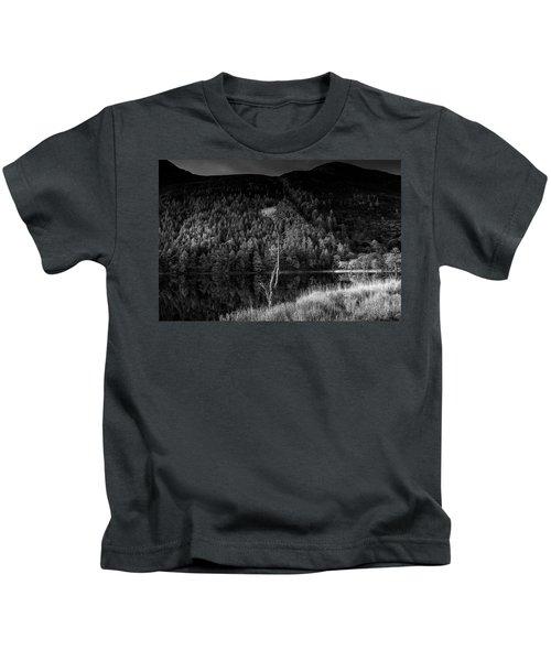 The Flute Player Kids T-Shirt