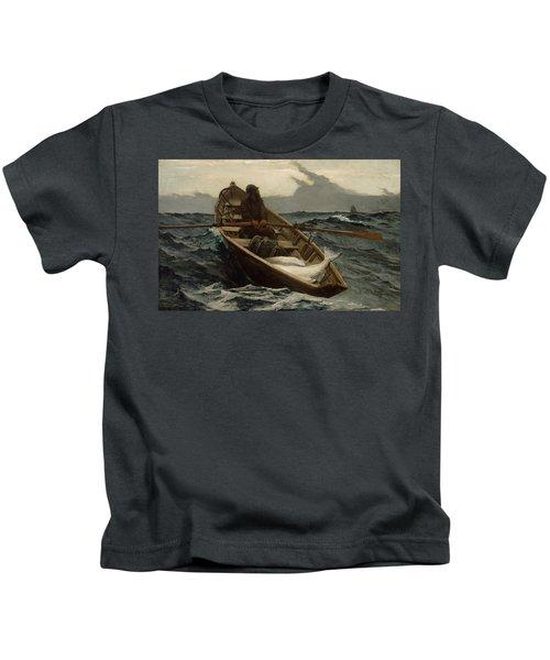 The Fog Warning  Kids T-Shirt