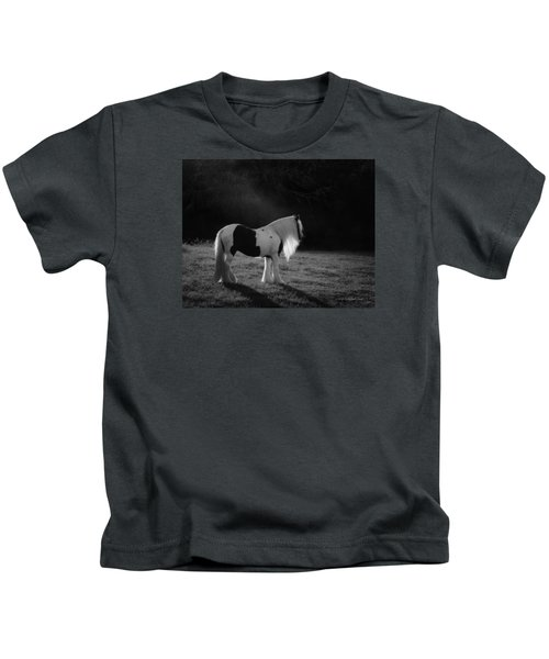 The Forest Moonlight Kids T-Shirt