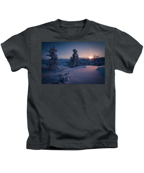 The Frozen Dance Kids T-Shirt