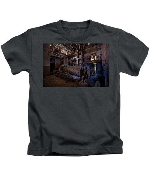 The Furnace And The Rocket 2  La Fornace E Il Razzo 2 Kids T-Shirt