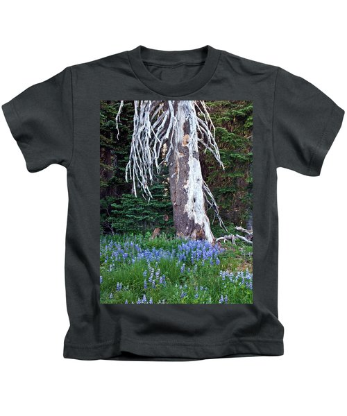 The Ghost Tree Kids T-Shirt