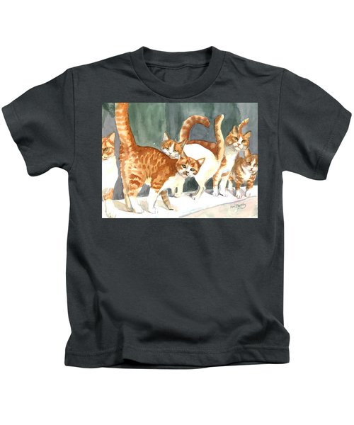 The Ginger Gang Kids T-Shirt