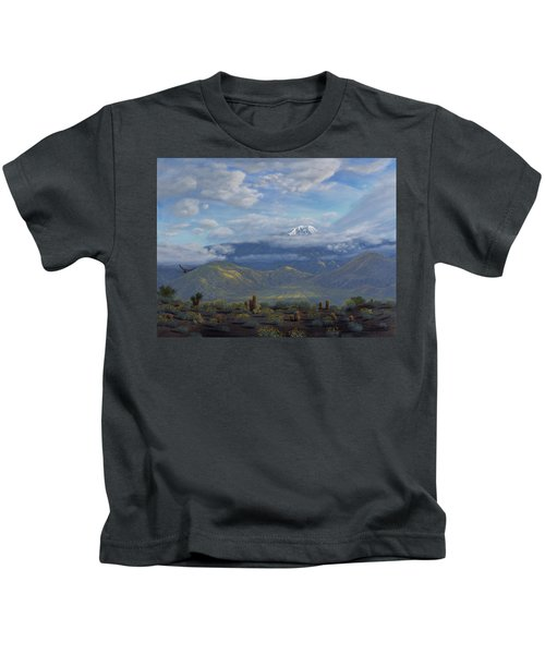 The Giver Of Life Kids T-Shirt