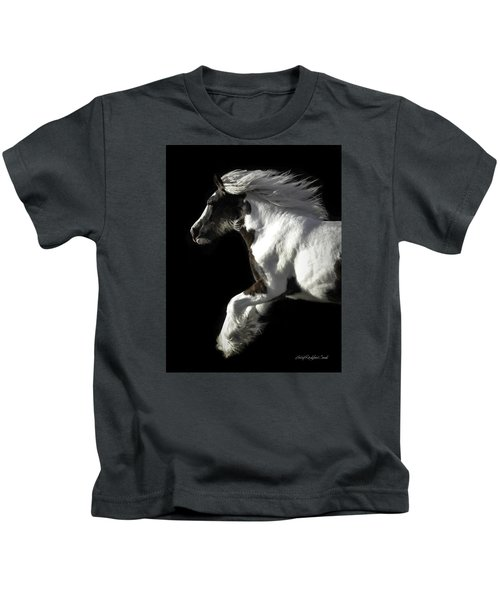 The Gorgeous Filly Kids T-Shirt