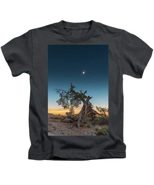 The Great American Eclipse On August 21 2017 Kids T-Shirt