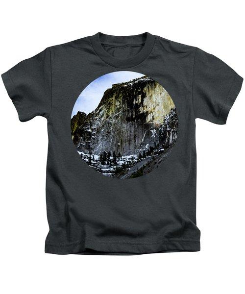 The Great Wall Kids T-Shirt by Adam Morsa