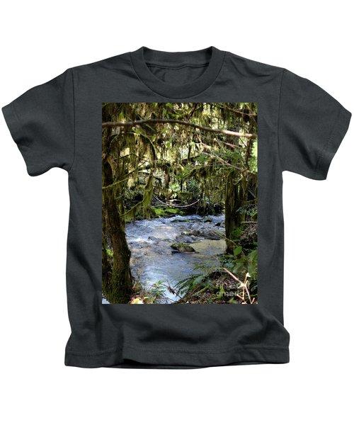 The Green Seen Kids T-Shirt