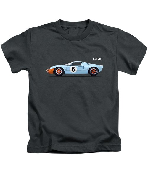 The Gt40 Kids T-Shirt