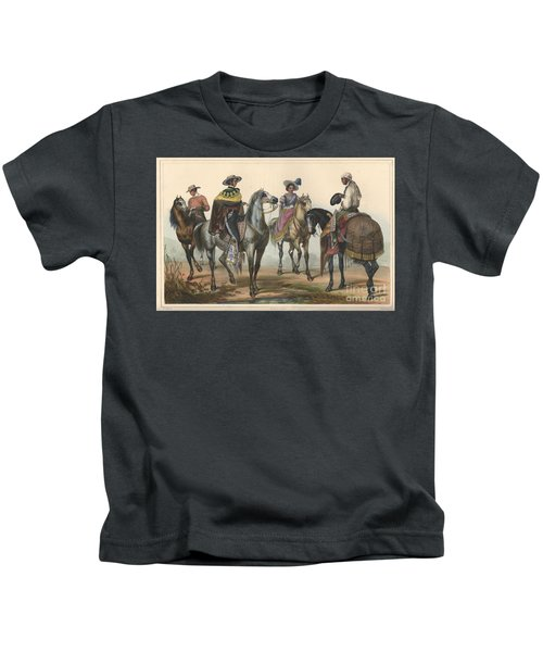 The Hacendero And His Butler Kids T-Shirt