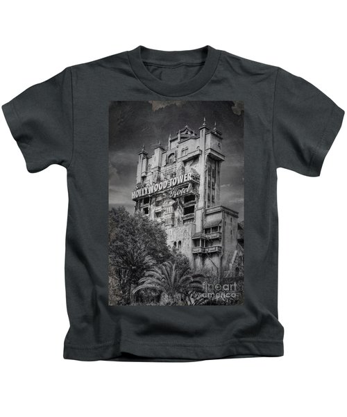 The Hollywood Tower Kids T-Shirt