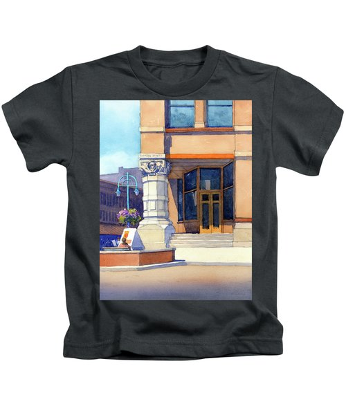 The Hudson Kids T-Shirt