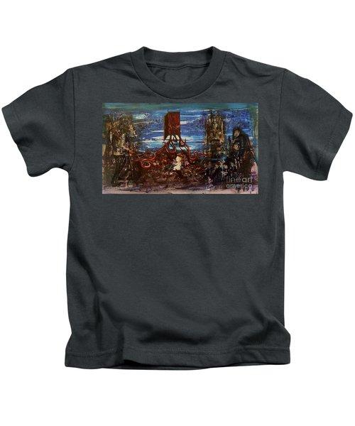 The Inhuman Condition Kids T-Shirt