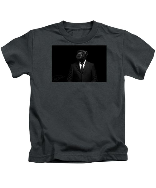 The Interview Kids T-Shirt by Paul Neville