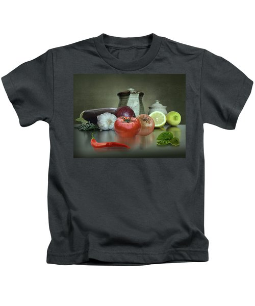 The Italian Kitchen Kids T-Shirt